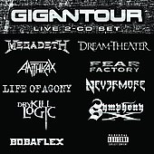 Various Artists: Gigantour - Live 2005 [PA]