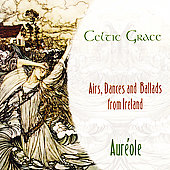 Aureole Trio:  Celtic Grace