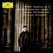 Brahms: Symphony no 1;  Beethoven: 