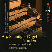 SCENE  Arp Schnitger Organ Norden Vol 2 - Buxtehude, Bach, etc / Luchterhandt, Janssen