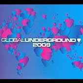 Various Artists: Global Underground 2009 Mixed [Slipcase]