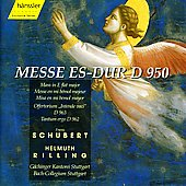 Schubert: Mass in E flat major, D950
