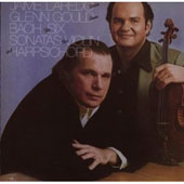 Bach: Six Sonatas for Violin & Har