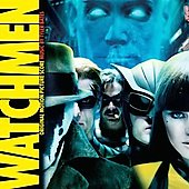 Tyler Bates (Composer/Producer): Watchmen [Original Motion Picture Score] *