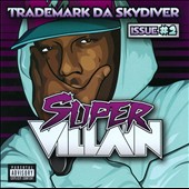 Trademark Da Skydiver: Super Villain: Issue #2 [PA]