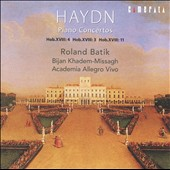 Franz Joseph Haydn: Piano Concertos