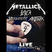 Megadeth/Metallica/Anthrax/Slayer: The  Big Four: Live from Sofia, Bulgaria