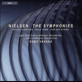 Nielsen: The Symphonies / V&auml;nsk&auml;