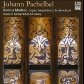 Pachelbel Organ Works