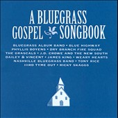 Various Artists: A Bluegrass Gospel Songbook