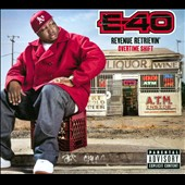 E-40 (Rap): Revenue Retrievin': Overtime Shift [PA] [Digipak]