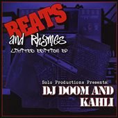DJ Doom/Kahli: Beats and Rhymes [PA]