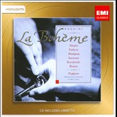 Puccini: La Boheme, highlights / Pappano