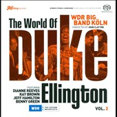 WDR Big Band: The World of Duke Ellington, Vol. 2