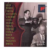 Isaac Stern - A Life in Music - Box IV