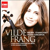 Nielsen, Tchaikovsky: Violin Concertos / Vilde Frang, violin