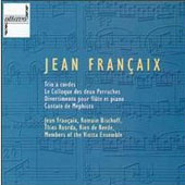 Fran&#231;aix: Trio &#224; cordes, etc / Fran&#231;ais, Viotta Ensemble