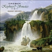 C.P.E. Bach: Keyboard Sonatas, Vol. 2 / Danny Driver, piano