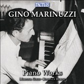Gino Marinuzzi: Piano Works / Martina Colli and Rossella Rubini, piano