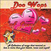 Various Artists: Doo Wops of Love (Valentine Songs)
