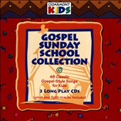 Cedarmont Kids: Gospel Sunday School Songs