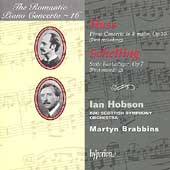 The Romantic Piano Concerto 16 - Huss, Schelling / Hobson