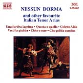 Nessun Dorma - and other favorite Italian Tenor Arias
