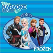 Karaoke: Disney Karaoke Series: Frozen [CD-G Compatible] *
