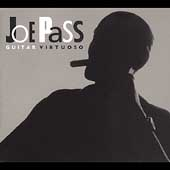 Joe Pass: Guitar Virtuoso [Box]