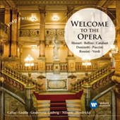 Welcome to the Opera