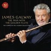 James Galway: The Complete RCA Album Collection / James Galway, flute