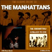 The Manhattans: With These Hands/A Million to One *