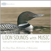 Akim Bliss: Loon Sounds With Music: Loon Calls With Soothing Music for Deep