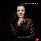 Virginie Teychené: Encore [Digipak]