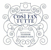 Mozart: Così Fan Tutte - Highlights / Teodor Currentzis and MusicAeterna