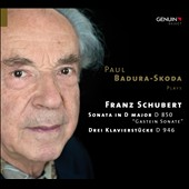 Franz Schubert: Sonata in D major D 850
