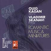 Kagan Edition Vol 20 - Romantic Music and Miniatures