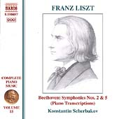 Liszt: Complete Piano Music Vol 15 / Konstantin Scherbakov