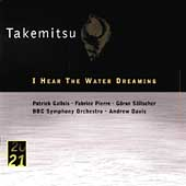20/21 - Takemitsu: I Hear the Water Dreaming, etc