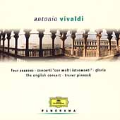 Vivaldi: Four Seasons, etc / Pinnock, Standage, et al