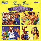 Various Artists: Songs from Enchanted Tales, Vol. 2