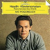 Haydn: Piano Sonatas nos 19 & 46 / Ivo Pogorelich