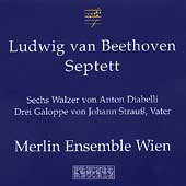 Beethoven: Septett;  Strauss, et al / Merlin Ensemble Wien