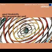 Hindemith: Die Harmonie der Welt/Janowski, Kotchinian, et al