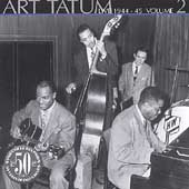 Art Tatum: Live 1944-1945, Vol. 2