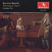 B. Marcello: Flute Sonatas Op 2 / Lyremar Trio