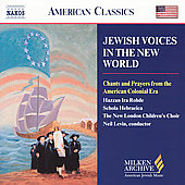 American Classics - Jewish Voices in the New World / Rohde