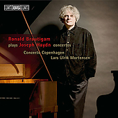 Ronald Brautigam plays Joseph Haydn Concertos / Mortensen