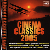 Cinema Classics 2005 - Bach, Mozart, Beethoven, Chopin, etc