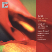 Bartok: Concerto for Orchestra, etc / Ormandy, et al